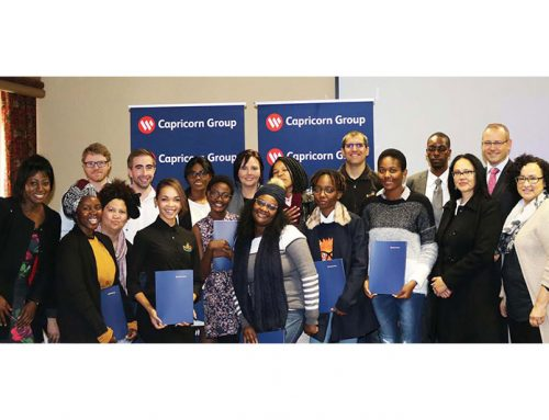 CAPRICORN GROUP SUPPORTS JOURNALISTS IN SHARPENING FINANCIAL REPORTING SKILLS
