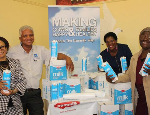 NAMIBIA DAIRIES (ND) CELEBRATES MILK MONTH