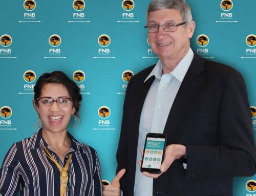 FNB ANNOUNCES DATA FREE APP USE