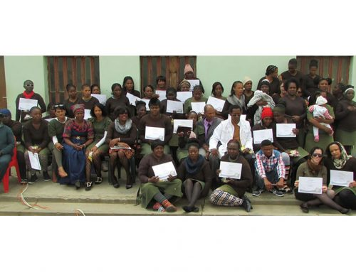 BANK WINDHOEK AND ADONAI TRUST UPSKILLS WALVIS BAY INMATES