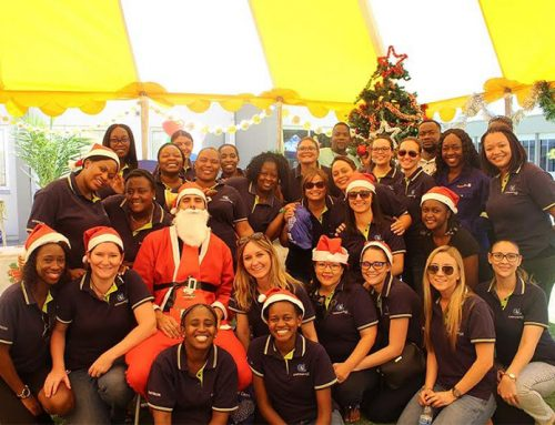 THE ANNUAL OHLTHAVER & LIST (O&L) GROUP CHRISTMAS PARTY FOR ORPHANS & VULNERABLE CHILDREN