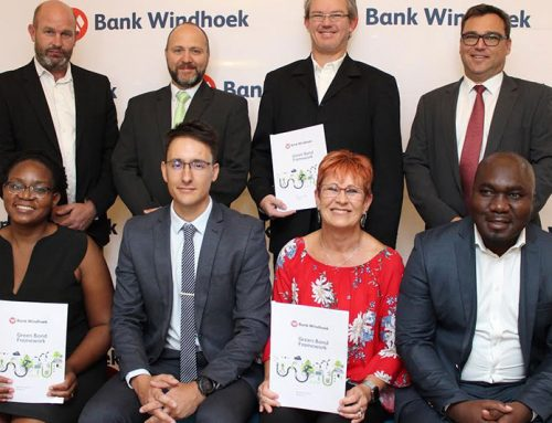 BANK WINDHOEK ISSUES FIRST GREEN BOND