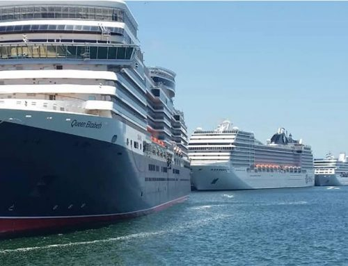 NAMPORT WELCOMES 5 PASSENGER LINERS TO THE PORT OF WALVIS BAY