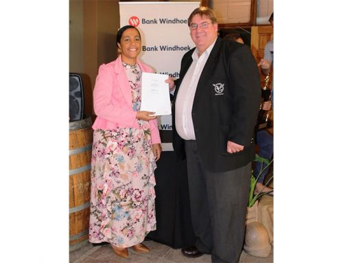 BANK WINDHOEK RECOMMITS TO NAMIBIAN HOCKEY