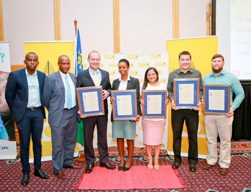 FNB RECIEVED SIX PMR AWARDS