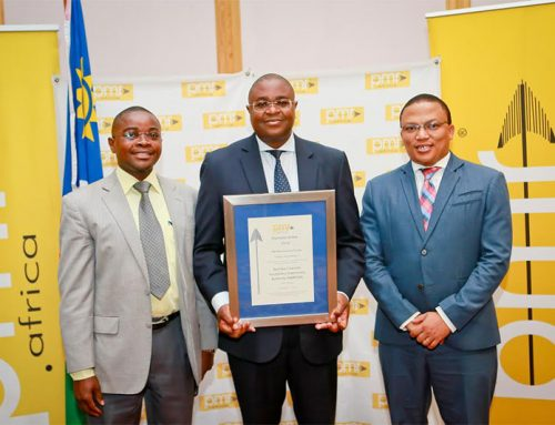 EXCELLENCE IN CORPORATE GOVERNANCE AND STAKEHOLDER ENGAGEMENT PRODUCES BEST ANNUAL REPORT IN NAMIBIA