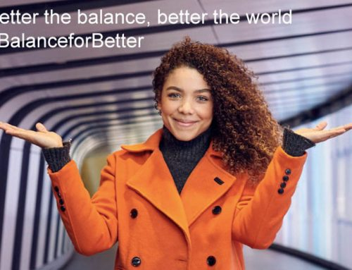 #BALANCEFORBETTER BANKING THIS WOMEN'S DAY