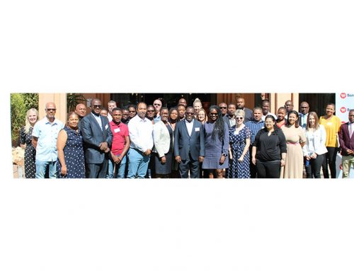 BANK WINDHOEK CEMENTS ITS RELATIONSHIP WITH ENTREPRENEURS