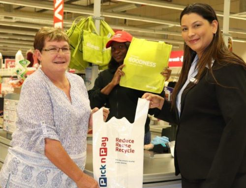 PICK N PAY HANDS OVER PLASTIC PROFITS TO THE RECYCLE NAMIBIA FORUM (RNF)