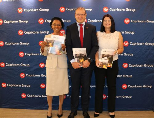 CAPRICORN GROUP LAUNCHES 2019 INTEGRATED ANNUAL REPORT