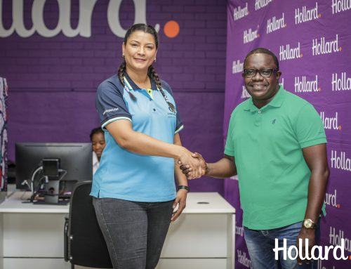 HOLLARD & PICK N PAY OPEN FIRST IN-STORE BUSINESS OFFICE