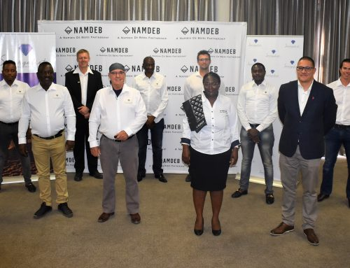 ELIZABETH BAY WELCOMES NEW OWNERS: SPERRGEBIET DIAMOND MINING FINALISES PURCHASE