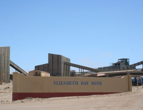NAMDEB AND SPERRGEBIET DIAMOND MINING CONCLUDE SALE OF ELIZABETH BAY
