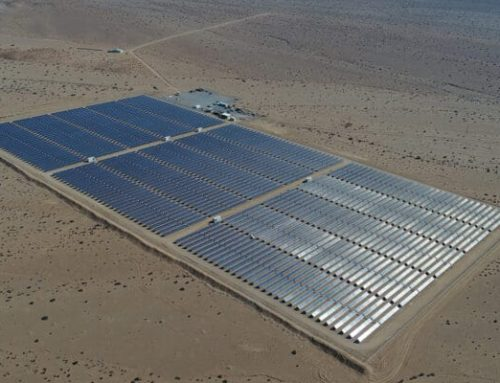 OLD MUTUAL ACQUIRES A MAJORITY STAKE IN ROSH PINAH 5-MEGAWATT SOLAR PHOTOVOLTAIC PLANT